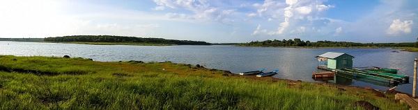 Hồ Suối Giai - nét đẹp thiên nhiên hoang sơ chưa được khai phá