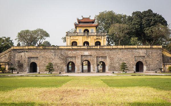 Hoàng thành Thăng Long – Di sản văn hóa độc đáo của lịch sử Việt