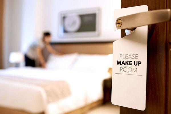Housekeeping chính là bộ phận mang lại những căn phòng đạt chuẩn