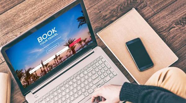 Tiếp cận khách hàng nhiều hơn bằng hình thức đặt phòng online