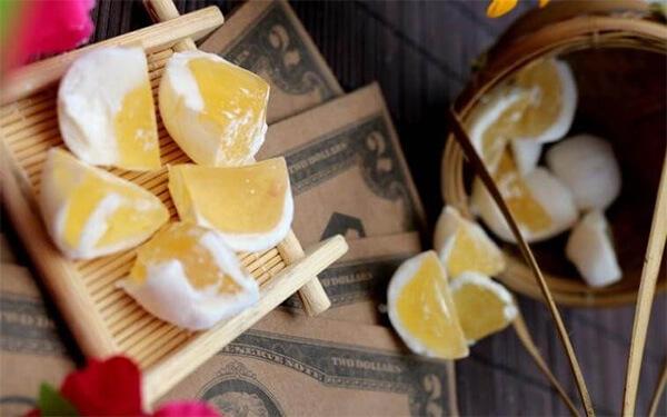 Kẹo cau – Đặc sản xứ Huế ăn một lần nhớ mãi mãi