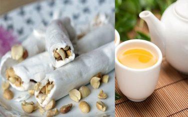 Ngỡ ngàng với hương vị đặc biệt của món kẹo dồi Nam Định