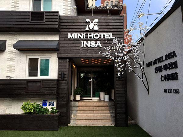 Khách sạn mini tuy diện tích nhỏ nhưng vẫn cần được chăm chút kỹ lưỡng khâu thiết kế để hút khách ở