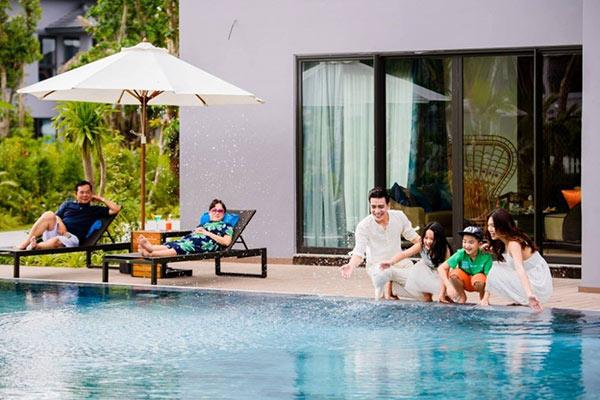 Resrot là nơi mang lại cho khách lưu trú những khoảng thời gian nghỉ dưỡng vui vẻ