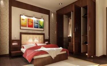 HOT! Các mẫu nội thất khách sạn mini đẹp hút mắt khách lưu trú