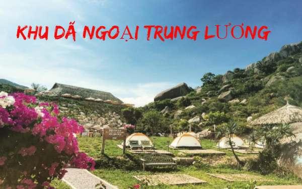 Review khu dã ngoại Trung Lương – Đảo Jeju phiên bản Việt Nam