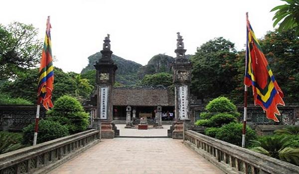 Đền thờ vua Đinh, vua Lê tại khu di tích cố đô Hoa Lư