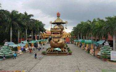 Kinh nghiệm vui chơi tại khu du lịch Suối Tiên cho du khách