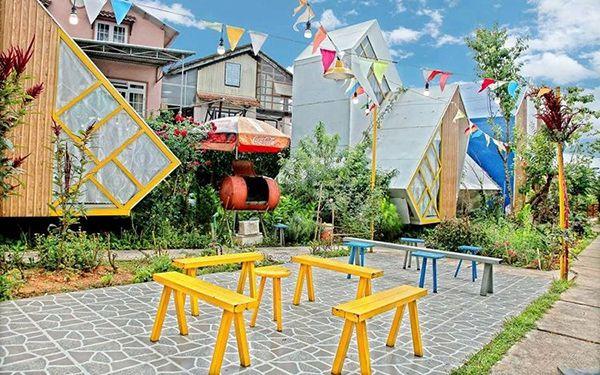 Có thể mở thêm các quán cà phê trong khuôn viên homestay