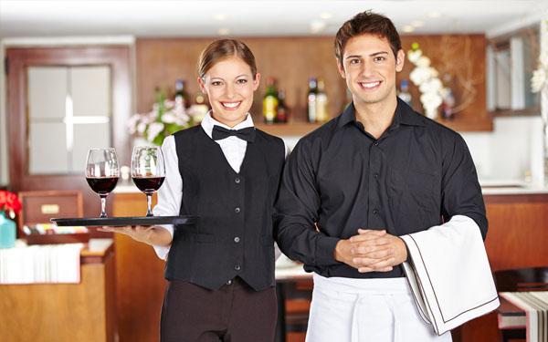 Nhân viên phụ trách nhà hàng - quầy bar
