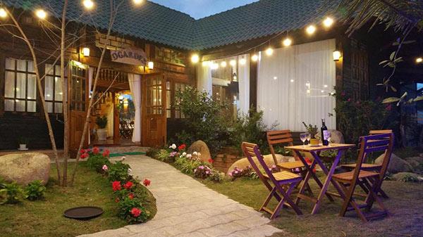 Kinh doanh homestay nên chú trọng tới thiết kế cảnh quan chung để tăng sức hút du khách