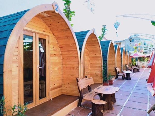 Thiết kế bắt mắt là điều thu hút khách hàng trong kinh doanh homestay