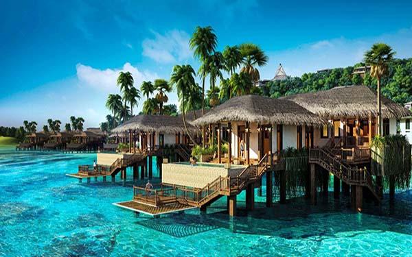 Chia sẻ kinh nghiệm kinh doanh resort cho người mới bắt đầu