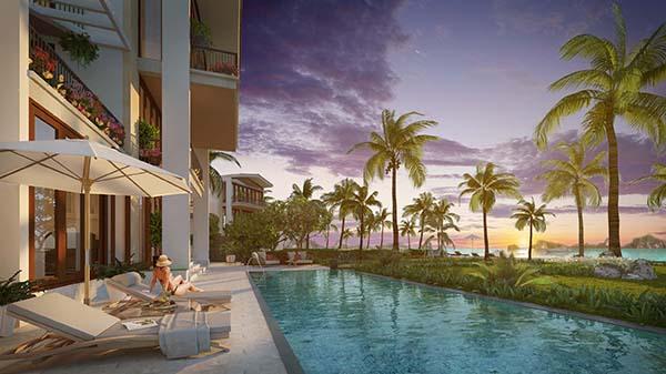 kinh nghiệm kinh doanh resort là các tiện ích phải đầy đủ và tiện nghi nhất, giúp người dùng có trải nghiệm tốt