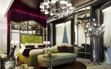 Nội thất khách sạn 6 sao: Đỉnh cao của sự hoàn mỹ