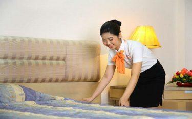 16 kỹ năng nhân viên buồng phòng cần có để làm ở khách sạn 5 sao