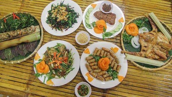 Lam nhọ món ăn không thể thiếu trong bữa cơm gia đình
