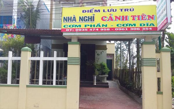 Cảnh Tiên Homestay