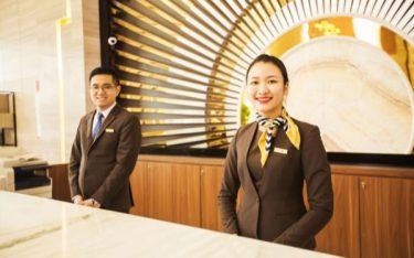 Ưu điểm nổi bật của công việc lễ tân khách sạn 2 sao