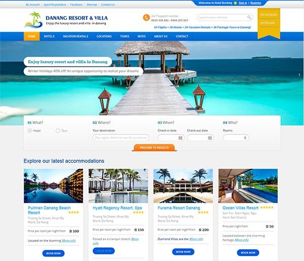 marketing trong kinh doanh resort