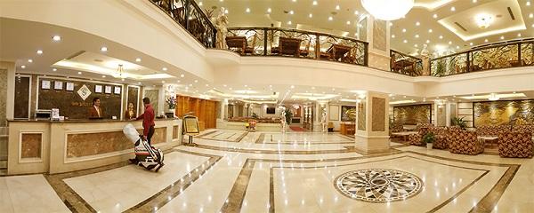 Phong cách thiết kế mặt tiền khách sạn