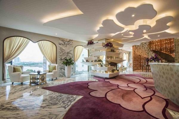 Khách sạn đẹp phong cách tân cổ điển
