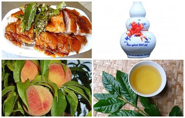 Khu du lịch Mẫu Sơn còn nổi tiếng với nét văn hóa ẩm thực của đồng bào các dân tộc