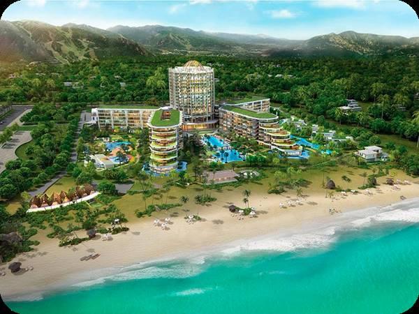 một số mẫu thiết kế resort