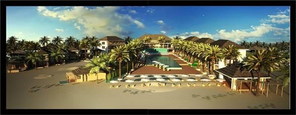 một số mẫu thiết kế resort đẹp