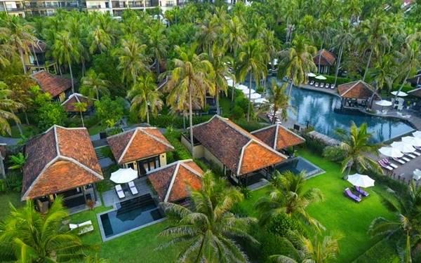 tìm hiểu mẫu thiết kế resort mới lạ