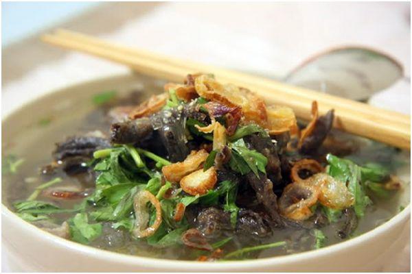 Những bát miến lươn Ninh Bình cuốn hút hàng loạt thực khách đến từ phương xa