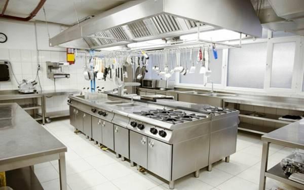 Top 3 mô hình bếp khách sạn đơn giản nhưng hiệu suất cao