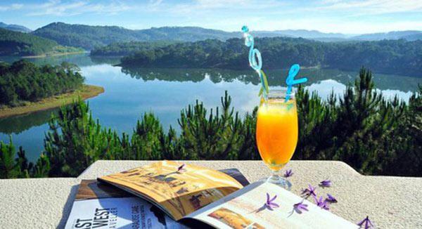 Đắm mình với khung cảnh đẹp và lãng mạn xung quanh Đà Lạt Edensee Lake Resort