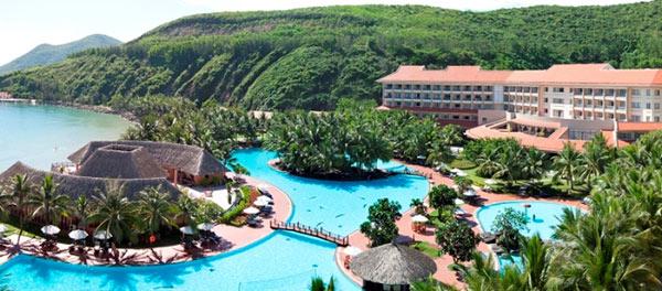Vinpearl Resort Nha Trang nằm trên đảo Hòn Tre