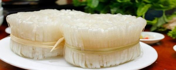 Ngất ngay với hương vị thơm ngon của mỳ chũ Bắc Giang