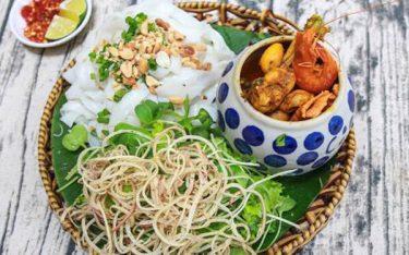 Mỳ quảng ếch – Nét biến tấu độc đáo của đặc sản miền Trung