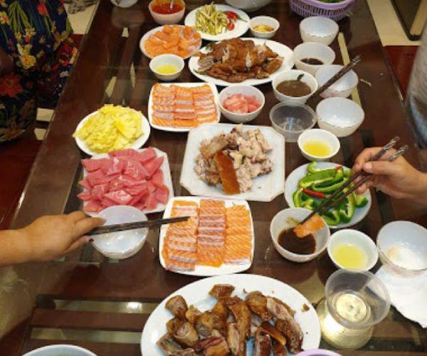 Địa chỉ quán ăn ngon bãi biển Đồng Châu