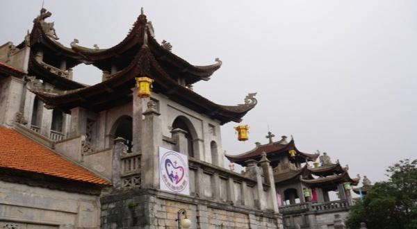 Kiến trúc nhà thờ Phát Diệm