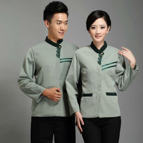 Một bộ đồng phục tốt sẽ góp phần quảng bá hình ảnh khách sạn