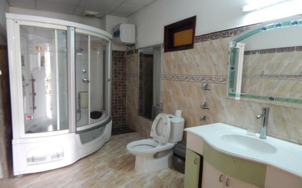 Khách sạn Anna Sương đầu tư thiết kế phòng tắm chất lượng cao