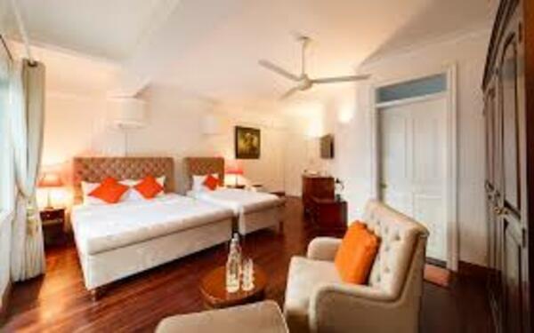 Thiết kế nội thất khách sạn 1 sao chi tiết nhất cho từng khu vực
