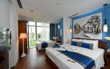 Nội thất khách sạn 2 sao mang đến trải nghiệm phong phú