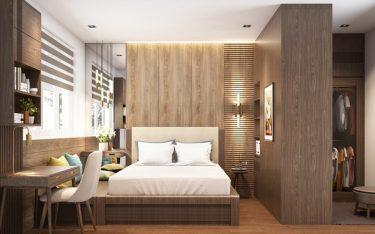 Mẫu thiết kế nội thất khách sạn 3 sao rẻ mà đẹp