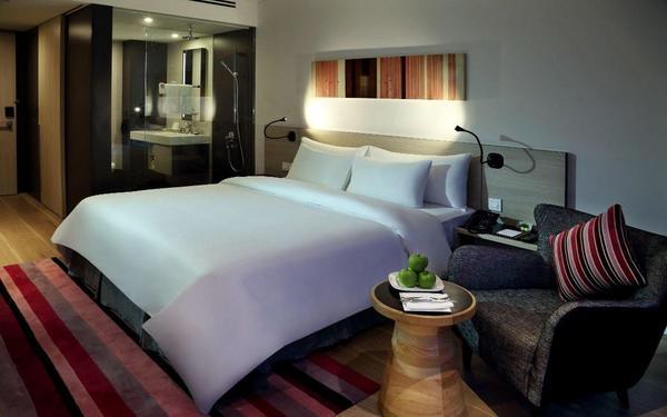 Bố trí nội thật phòng đơn của khách sạn Liberty Central Saigon Citypoint