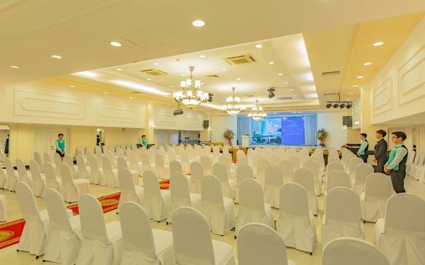 Hội trường tổ chức sự kiện của khách sạn Yasaka Saigon