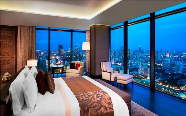 Ngắm nhìn nội thất khách sạn 5 sao sang chảnh bậc nhất