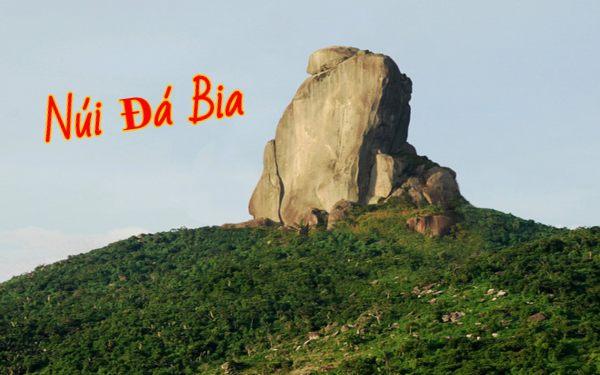 Phượt Núi Đá Bia khám phá kỳ quan hùng vĩ  trọn mảnh đất Phú Yên