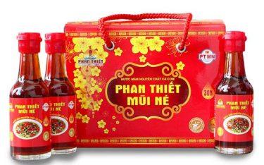 Nước mắm Phan Thiết tăng sự đậm đà cho bữa cơm Việt