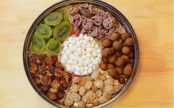 Món ăn không thể thiếu ngày tết ở Hà Nội
