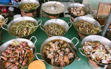 Ốc núi Ninh Bình mộc mạc nhưng đậm vị ngon, mê say thực khách